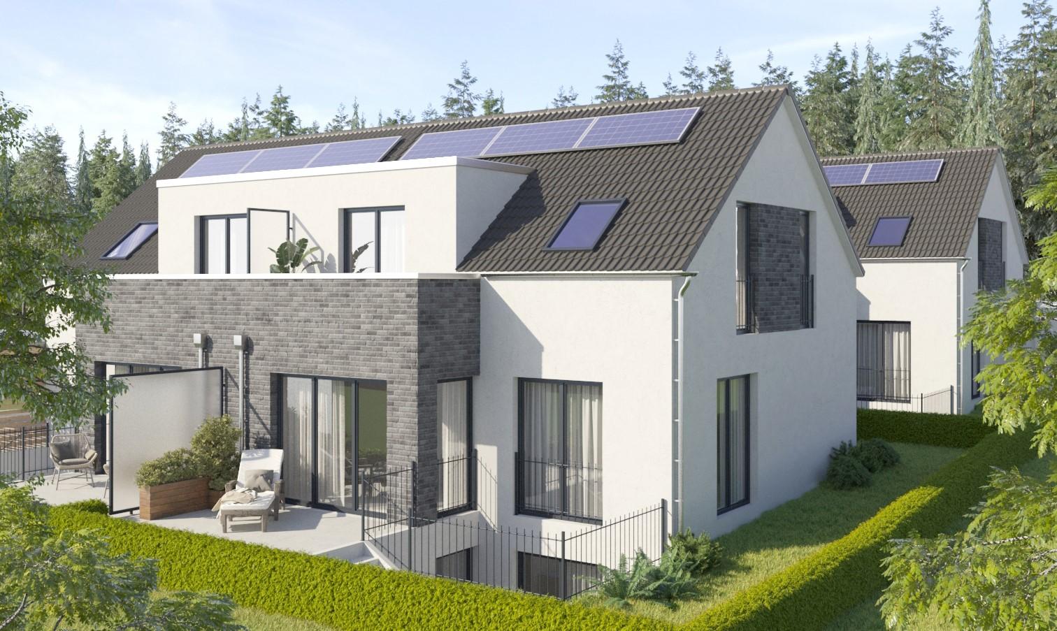 Exklusive Doppelhaushälfte in Begehrter Lage am Tannenwaldweg, Bad Homburg.